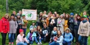 Формирование волонтерского движения «Друзья Дендрологического парка г. Новосибирска»