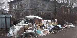 Кировские активисты ОНФ настаивают на системном решении проблемы свалок на придомовых территориях