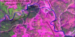 Грязное золото Красноярского края: спутниковый мониторинг