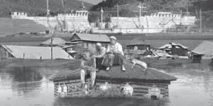 БОГУЧАНСКАЯ ГЭС: ГЕНПЛАНЫ СОЖЖЕННЫХ ДЕРЕВЕНЬ
