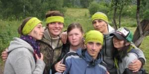 Алтайский молодежный климатический лагерь «Климат спасаем - Алтай сберегаем!»