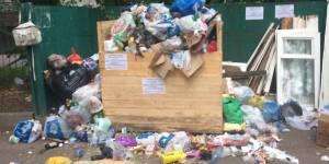 Кировские активисты ОНФ обратились в прокуратуру по поводу проблемы с вывозом мусора