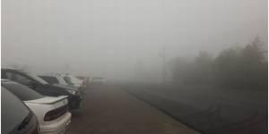 Байкал в трансконтинетальном тумане