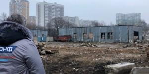 После обращения ОНФ в Москве к властям города были убраны навалы мусора на берегу реки Яузы