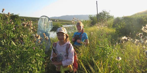 Алтайские школьники в помощь ученым