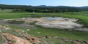 Озера Приольхонья исчезают