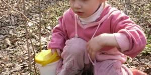 """В поисках вдохновения: опыт """"экологических игр"""" с детьми"""