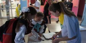 Юные экологи Барнаула создали свою эко-сеть!