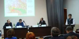 В Барнауле обсудили развитие экологического каркаса