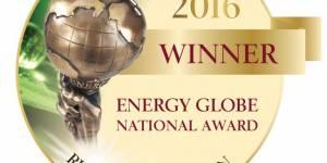 Индивидуальный жилой экодом Solar-Sb награжден дипломом Energy Globe National Award 2016