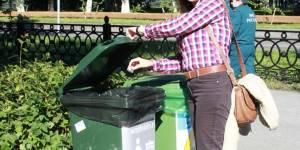 Пост-релиз о раздельном сборе отходов на Дне Шахтера