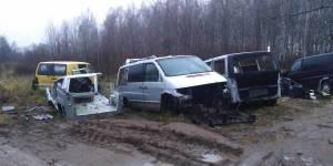 Кировские активисты ОНФ добились ликвидации свалки старых автомобилей в селе Макарье