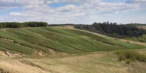 Голубцовские склоны - новый памятник природы