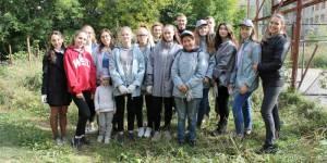 Кировские активисты ОНФ присоединились к всероссийской акции «Генеральная уборка страны»
