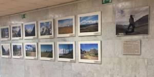 Фотовыставка «Будь счастливым на чистой Земле!» открылась в Культурно-досуговом центре «Подмосковье» города Красногорск