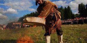 В день коренных народов мира... 9 августа