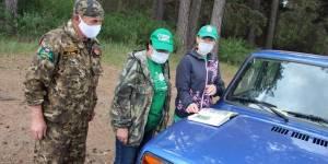 Межрайонная экспедиция на ООПТ Памятник Природы «Озеро Песьяное»