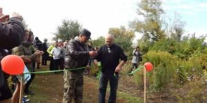 В заповедных местах неподалеку от алтайского села Малая Шелковка открылась экологическая тропа