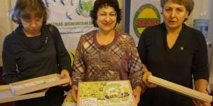 Игру встречают на конференции Российского Социально-экологического союза