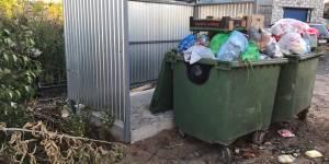 «Деньги на ветер»: В Кирове обустроенные за 30 миллионов контейнерные площадки невозможно обслуживать