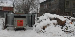Свалку на улице Зимней в Кирове убрали менее чем через сутки после рейда ОНФ со СМИ