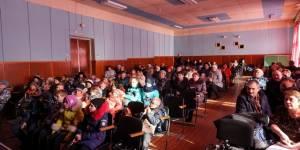 Встреча в Плотниково