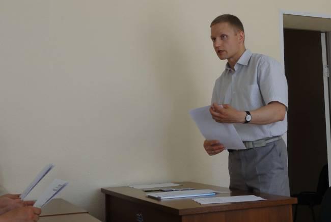 """А.В. Торопов, Директор """"СибЭкоАгентства"""""""