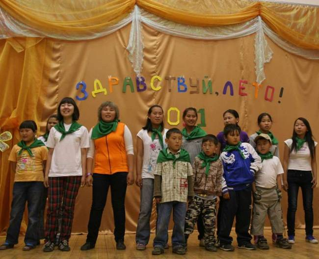 Школьники из якутского села Тулагино сэкономили школе 1,3 мл рублей