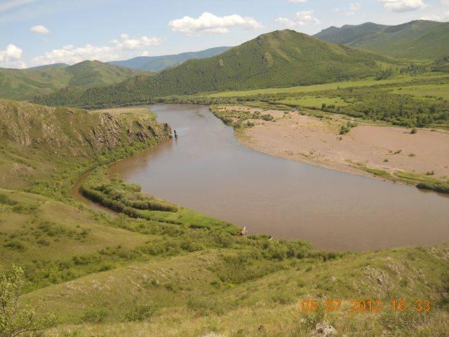 Против строительства ГЭС на Селенге