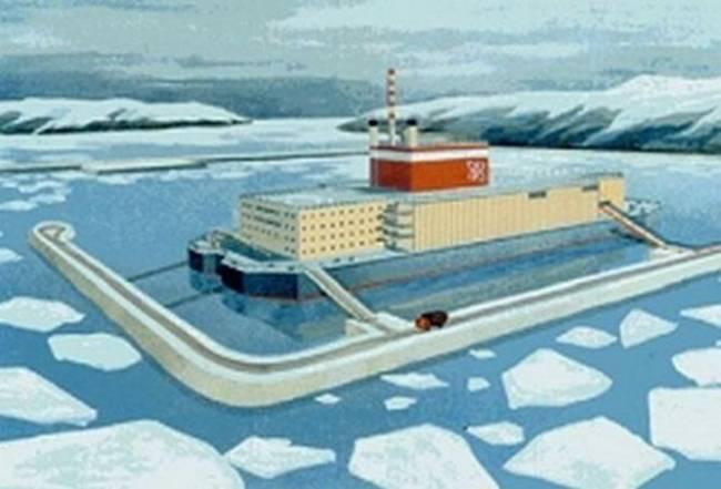 """Не позвольте построить """"плавучую Фукусиму"""" в России! Подпишите наше обращение к"""