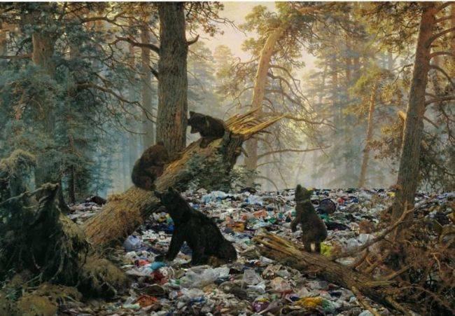 Об экологии и санитарии