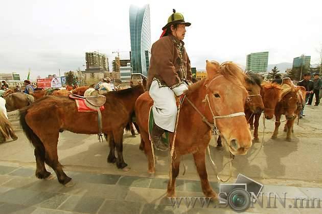 Арест лидеров монгольского экологического движения: Судьба людей и рек в Монголи