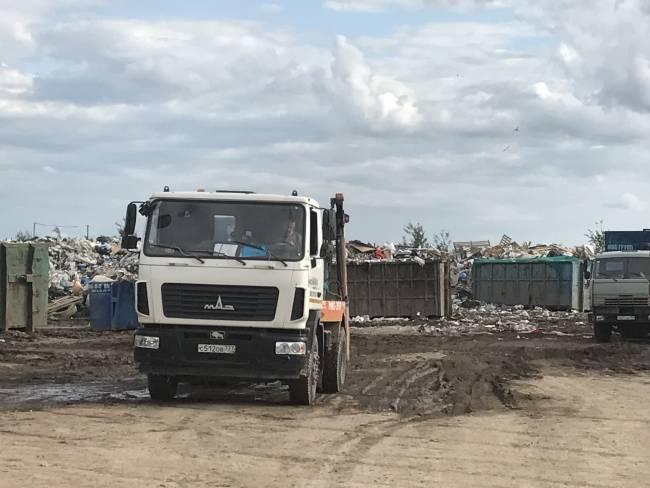 ОНФ настаивает на устранении экологических нарушений в Новой Москве