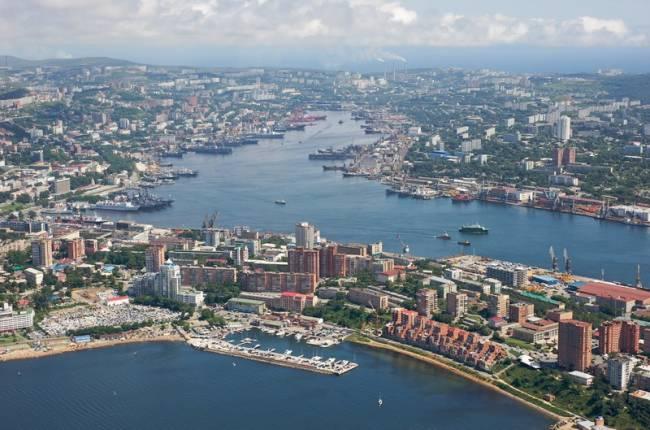 Сохранение и развитие системы зеленых пространств Владивостока