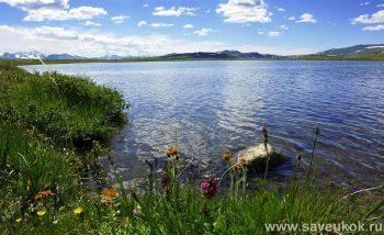 Озеро Кальджинкуль (фото Игоря Хайтмана)