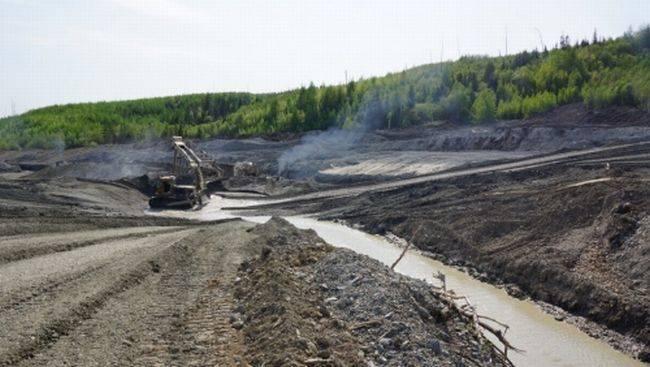 Вступило в силу решение суда о прекращении добычи золота на реке Лангери
