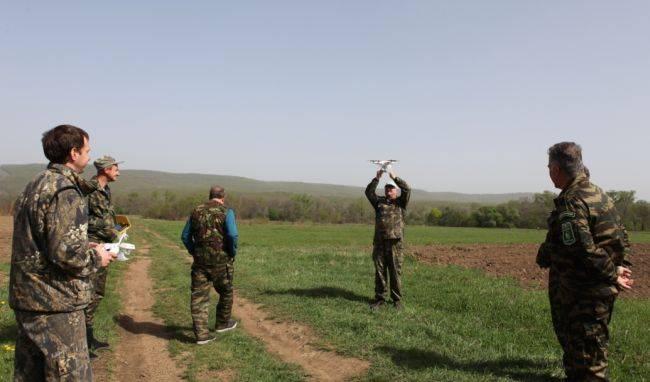 Беспилотники для Уссурийского заповедника