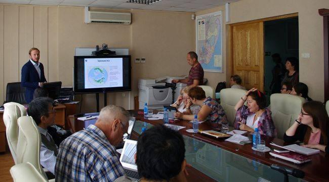Во Владивостоке обсудили климатические вызовы для коренных народов