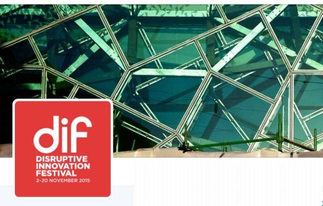 Фестиваль Прорывных Инноваций (DIF) 2015