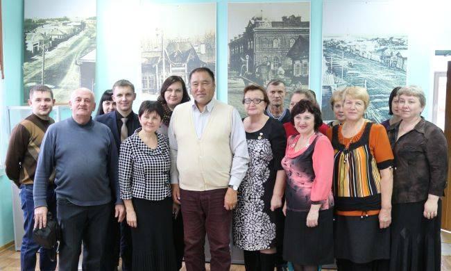 В Кузбассе развивают новые форматы сотрудничества с Монголией