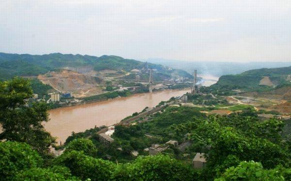 Минэкологии Китая запретило строить ГЭС «Сяонаньхай»