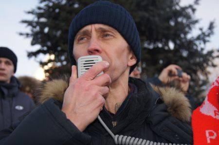 Сергей Костарев о выборах, политике и экологии