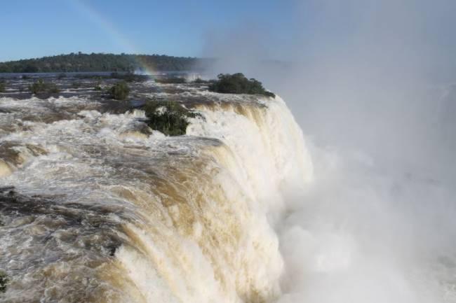 Король водопадов (Cataratas del Iguazu). Часть2