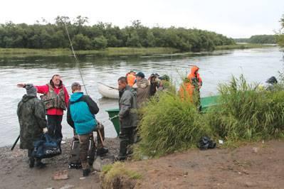 Река Большая: чавыча возвращается к людям