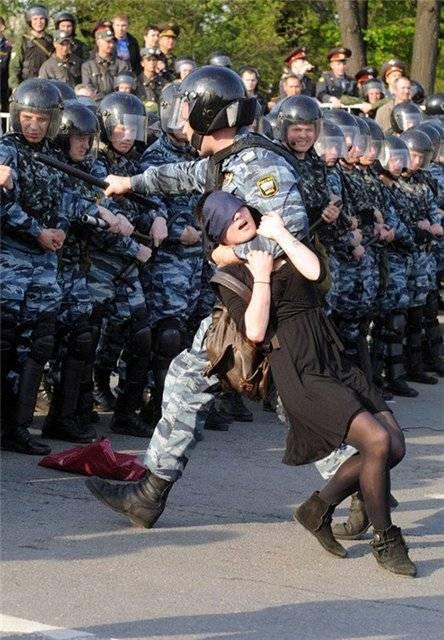 Москва неинаугурационная