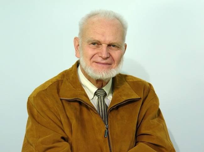 Эколог Алексей Яблоков