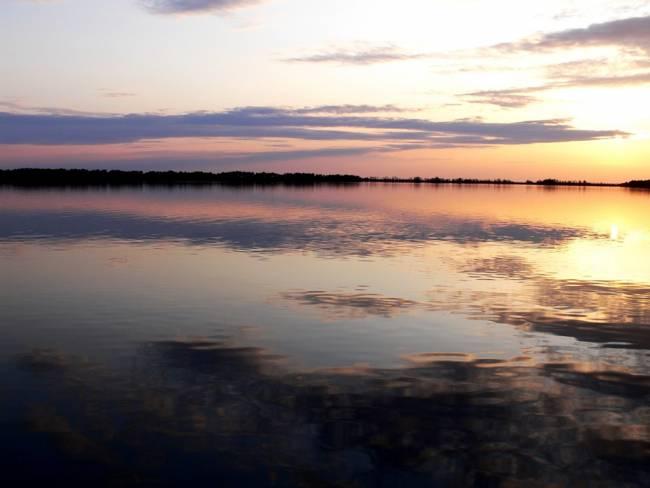 Озеро в Васюганском заказнике / © ОГБУ «Облкомприрода»