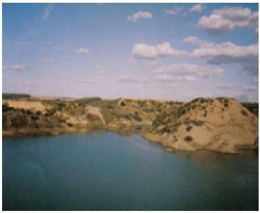 Река Мереть ОАО «Моховский разрез»