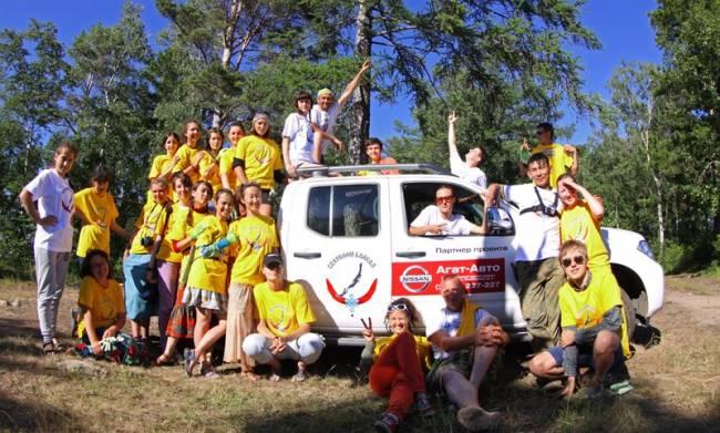 Начал работу природоохранный лагерь «Байкальской Береговой Службы»