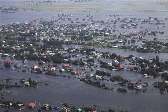 Объявляем сбор для пострадавших от наводнения в Хабаровском крае на счет АКМНС Х
